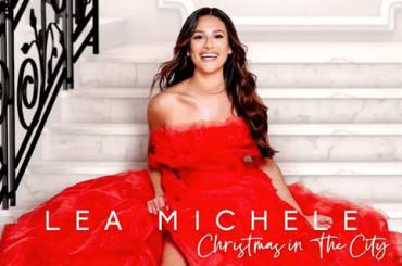 Lea Michele anticipa tutti: album natalizio il 25 OTTOBRE