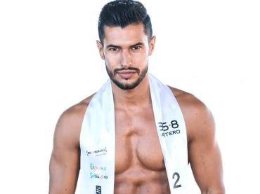 RUDY EL KHOLTI è Mister Italia 2019, le sexy foto social