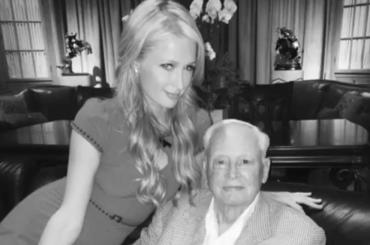Paris Hilton, morto nonno  Barron (che la diseredò)
