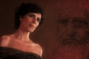 Giorgia canta Leonardo da Vinci per Ulisse, il video