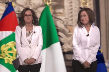 Luciana Littizzetto imita la Gelmini e la Bernini – il video