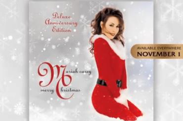 Merry Christmas di Mariah Carey, la tracklist della special edition per i 25 anni