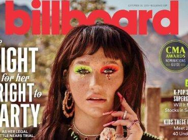 Kesha, il nuovo disco esce a dicembre