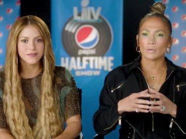 """Shakira e J Lo entusiaste del Super Bowl 2020: """"Significherà molto per la comunità latina"""" – VIDEO"""