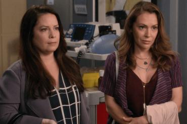 Streghe, Alyssa Milano e Holly Marie Combs si ritrovano in Grey's Anatomy