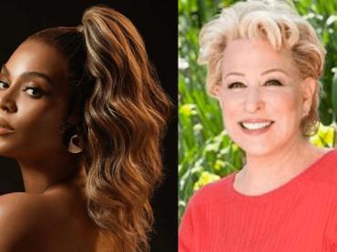 Bette Midler chiede a Beyoncé di mobilitare i fan per sconfiggere Trump: e parte la polemica