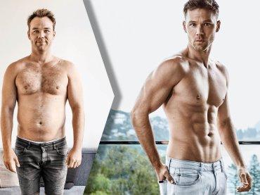 Lincoln Lewis, la trasformazione fisica su Men's Health
