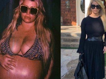 Jessica Simpson, 45 kg persi in sei mesi – le foto