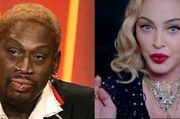 "Dennis Rodman: ""Madonna mi offrì 20 milioni di dollari per metterla incinta"""