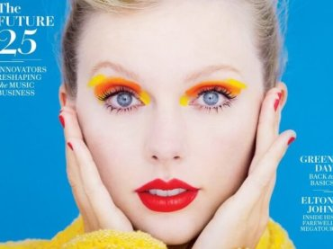 "Taylor Swift: ""Katy Perry, Gaga, Beyonce e Rihanna saranno  leggendarie"""