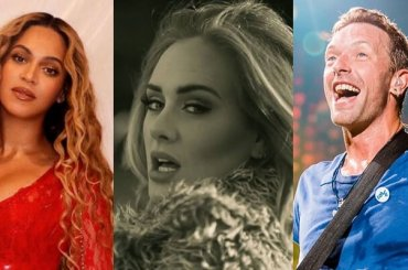 Beyonce, Adele e Chris Martin, arriva il super featuring