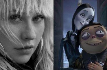 Haunted Heart, Christina Aguilera canta per La Famiglia Addams
