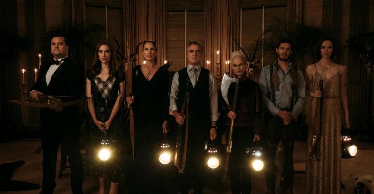 FINCHÉ MORTE NON CI SEPARI, trailer italiano dall'horror con Andie MacDowell e Adam Brody