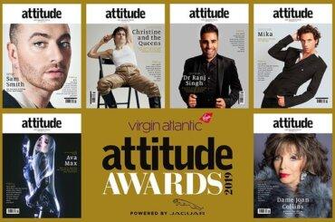 Attitude Award 2019, i vincitori: Sam Smith persona dell'anno
