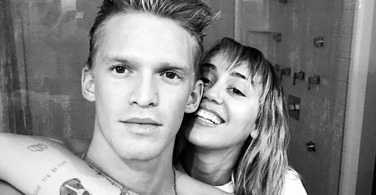 Golden Things, Cody Simpson canta il suo amore per Miley Cyrus – audio