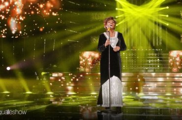 Tale e Quale Show, Agostino Penna è Dionne Warwick – video