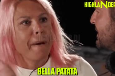 Bella Patata, la sfuriata di Anna Pettinelli diventa canzone con HIGHLANDER DJ – video