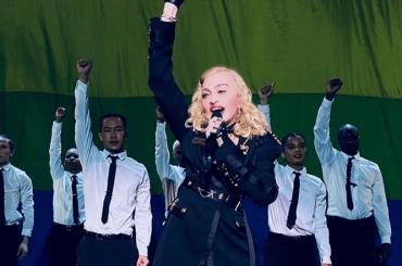 Madonna, God Control live dal Madame X Tour – video