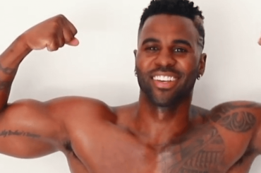 Jason Derulo gnocco per Men's Health, il video del dietro le quinte