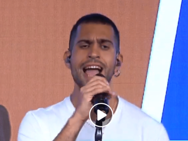 Mahmood unplugged per RDS, il live – video