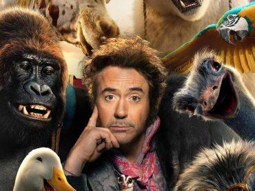 Dolittle, il primo trailer italiano del DOTTOR interpretato da  Robert Downey Jr