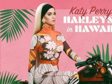 Harleys in Hawaii di Katy Perry, ecco la sobrissima cover ufficiale