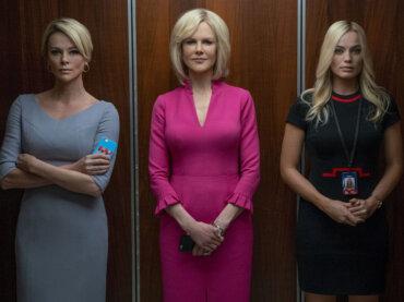 """Bombshell"" con Charlize Thernon, Nicole Kidman e Margot Robbie – il trailer italiano"