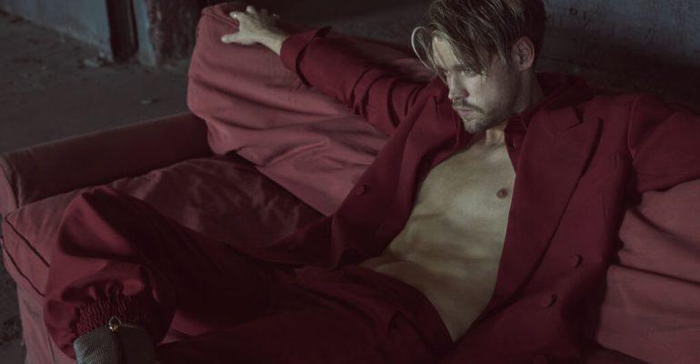 Chord Overstreet gnocco per Flaunt Magazine (e di nuovo cantante) – foto e video