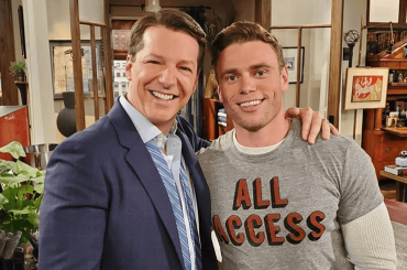 Will and Grace, Gus Kenworthy guest star per l'ultima stagione