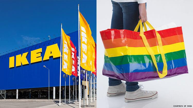 Armadio In Ferro Ikea.Coming Out Day Targato Ikea 3 Giorni A Roma Per Uscire