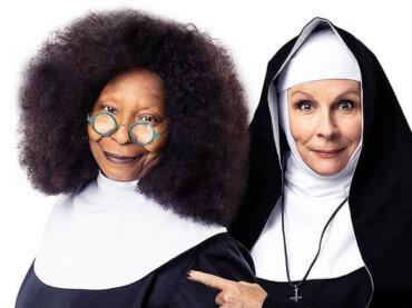 Whoopi Goldberg, nel 2020 sarà di nuovo Sister Act a teatro