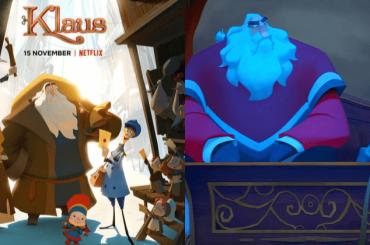 Klaus, su Netflix è già Natale (animato) con Ambra e Marco Mengoni – trailer e lyric video, da oggi in streaming