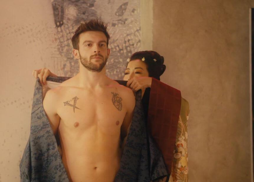 Volevo fare la rockstar, Lorenzo Adorni nudo nella serie RAI – le ...