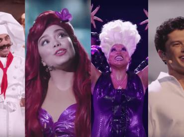 La Sirenetta, il musical in live-action: ecco i video dallo show ABC