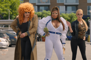 Charlie's Angels versione  RuPaul's Drag Race, il  video parodia