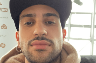 Mahmood ospite a The Voice of Polonia, le foto social