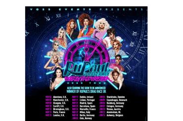 RuPaul's Drag Race World Tour arriva in Italia, ecco dove e quando