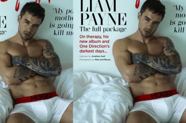 Liam Payne in mutande su GQ, il video della campagna HUGO BOSS