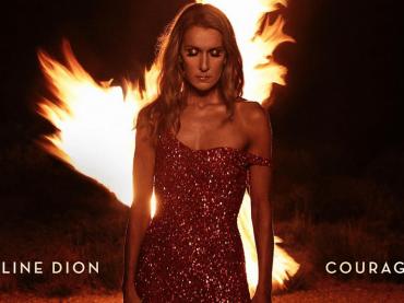 Courage, ecco il nuovo disco di Celine Dion – audio