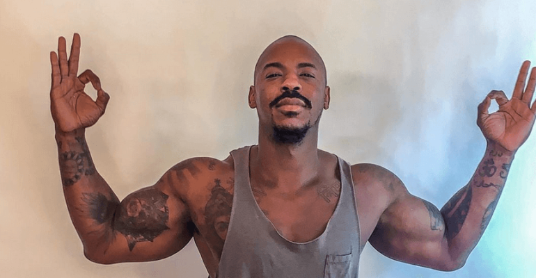 Mehcad Brooks gnocco stellare sui social, le foto
