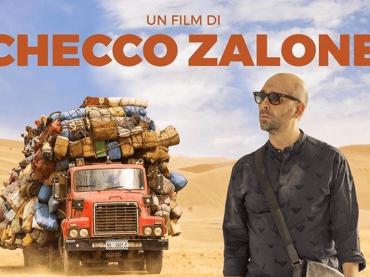 Tolo Tolo di Checco Zalone, il primo poster ufficiale