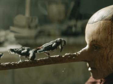 Pinocchio di Matteo Garrone, il trailer