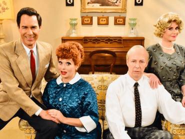 Will and Grace, arriva l'episodio speciale dedicato alla sit-com Lucy ed Io – foto