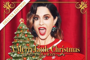 A Merry Little Christmas, 3 nuovi classici di Natale per Paola Iezzi – audio
