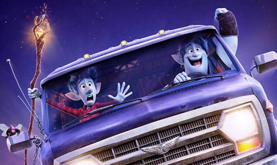 Onward: Oltre la Magia Disney+ gennaio