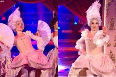 Strictly Come Dancing 2019, Michelle Visage balla Vogue di Madonna (versione VMA) – video
