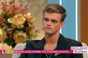 """Regan Gascoigne, """"mio padre Paul orgoglioso del mio coming out"""" – video"""