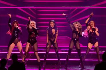 Reunion Pussycat Dolls, medley live più inedito: ecco React – video