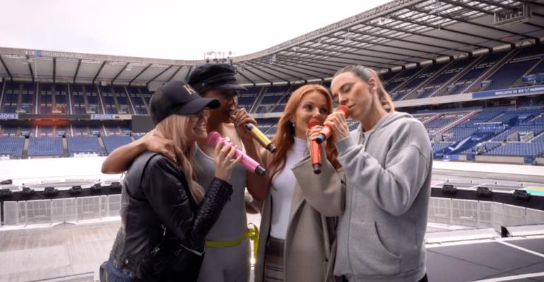 Spice World 2019, le Spice Girls celebrano un tour da record – video