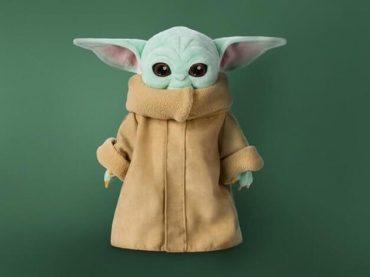 Baby Yoda, il pupazzo ufficiale Disney ha finalmente una data d'uscita